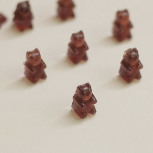 how to make wine gummy bears
