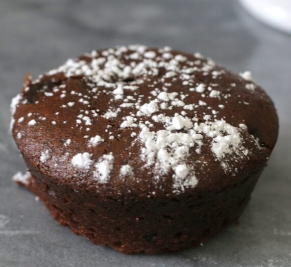 The Best Chocolate Muffins